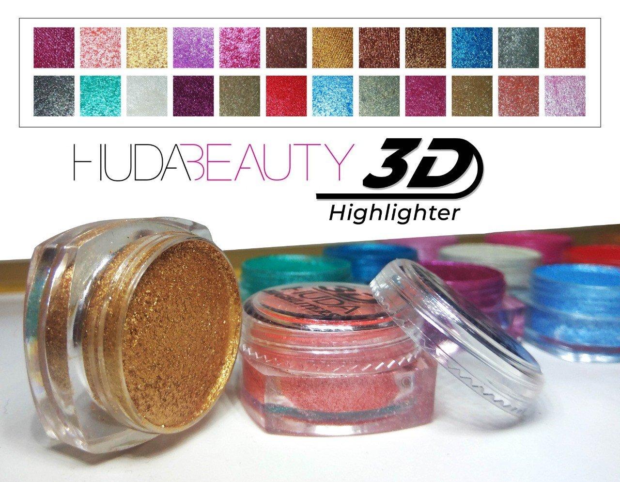 3D HIGHLIGHTER SINGLE SHIMMER 24