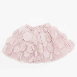Exclusive Imported Range Fancy Girls Skirt Peach