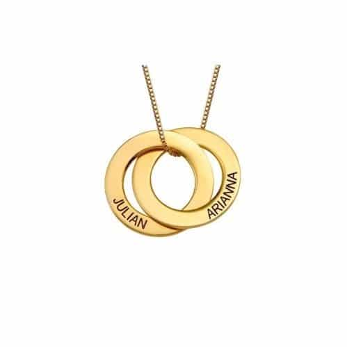 Gold Plated Necklace AS-108