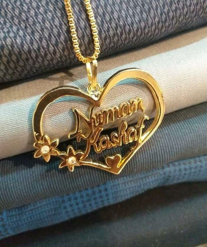 Gold Plated Necklace AS-115