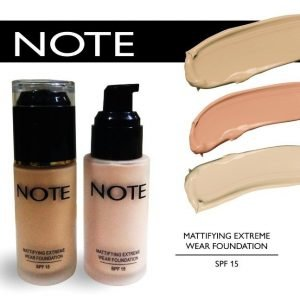 MATTIFYING EXTREME WEAR FOUNDATION SPF15