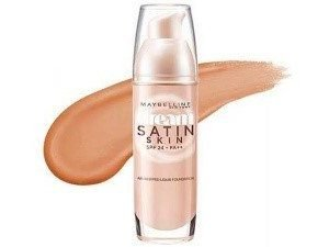 MAYBELLINE NEW YORK DREAM SATIN SKIN FOUNDATION MOUSE CREAM