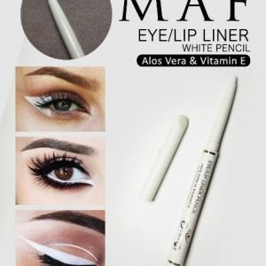 PACK OF 12 MAF EYE LIP LINER WHITE PENCIL