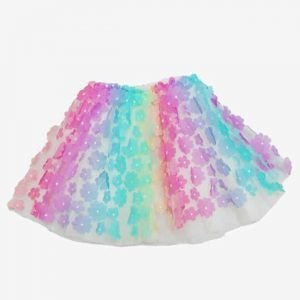 Skirts Exclusive Imported Range Fancy Girls Skirt Multi