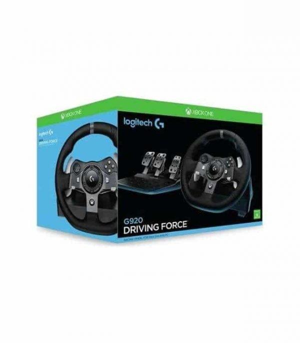 WHEEL LOGITECH DRIVING FORCE G920 XBOX ONE