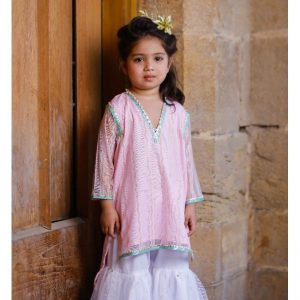 Keshia Exclusive Facy Range 2 Piece Suits for Girls