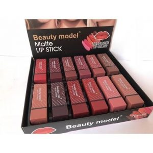 BEAUTY MODEL MATTE LIPSTICK 12 DIFFERENT AMAZING SHADES