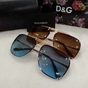 Brand Dolce & Gabbana D&G unisex real designer sunglasses