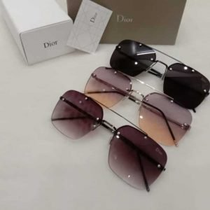 Dior unisex real designer sunglasses.AS-520