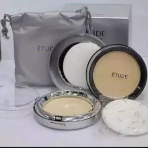 ETUDE TWIN CAKE COMPACT POWDER