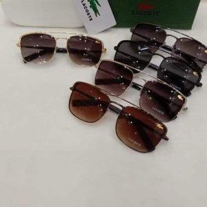 Lacoste unisex real designer sunglasses.AS-519