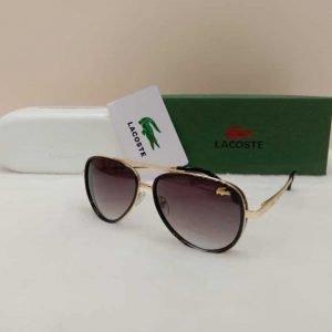 Lacoste unisex real designer sunglasses.AS-522