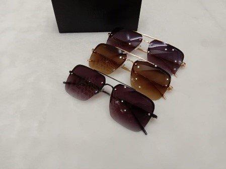 Montblanc men's designer sunglasses AS-509