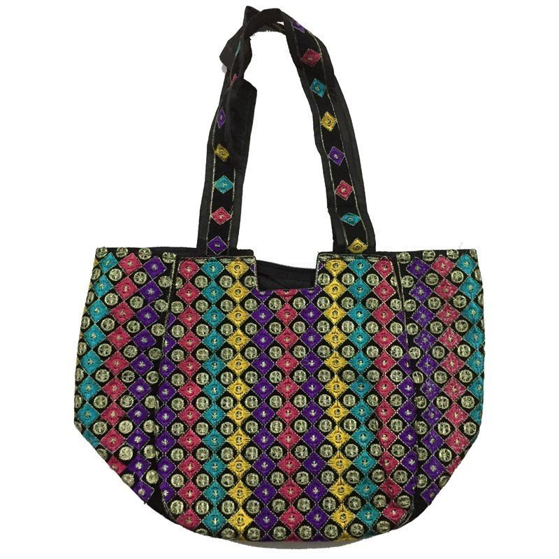 Colorful embroidered bag for women AS-547