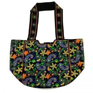 Colorful embroidered bag for women AS-549