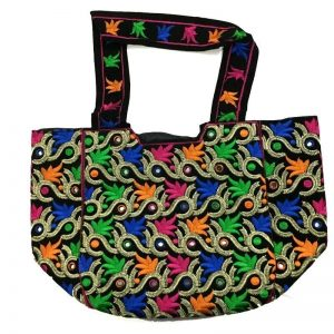 Colorful embroidered bag for women AS-550