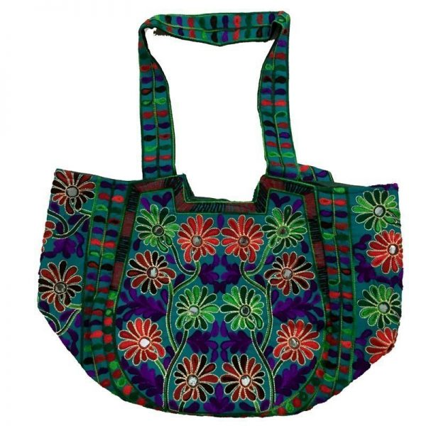Colorful embroidered bag for women AS-551