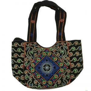 Colorful embroidered bag for women AS-552