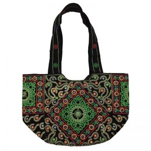 Colorful embroidered bag for women AS-554