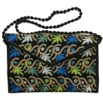 Colourful Embroidered Ladies & Women bag AS-558