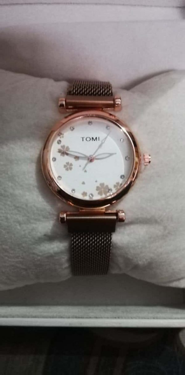 Tomi Ladies magnetic Watch AS-665