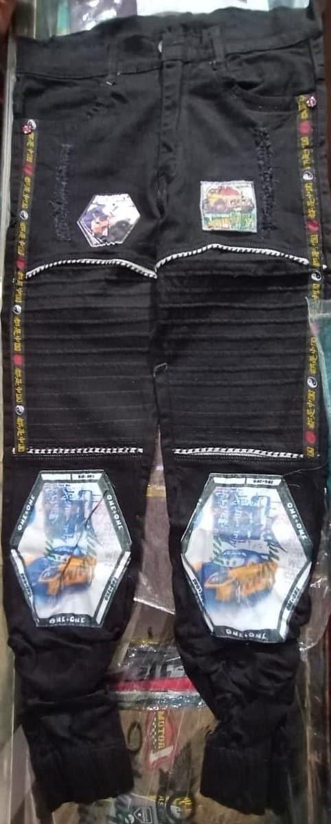 Gents Stachable Jeans BM-675
