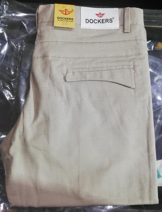 Gents Simple and Dress Style Cotton Jeans BM-688