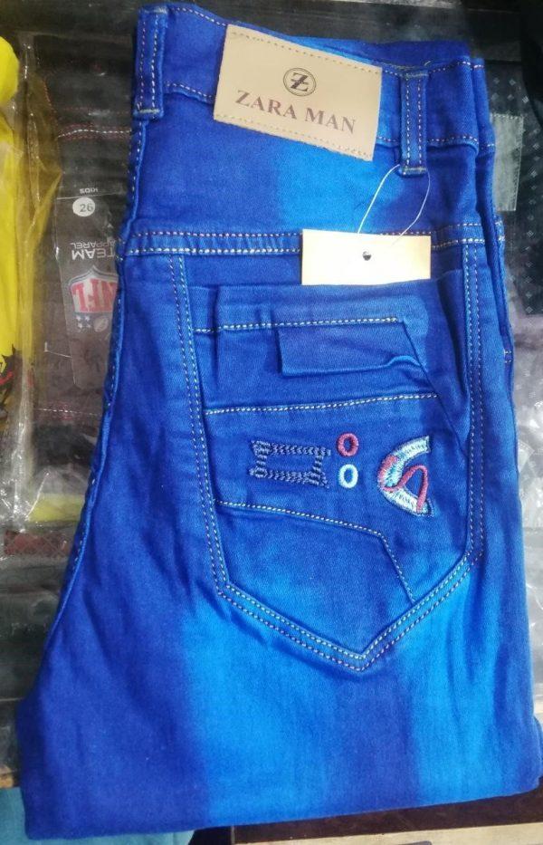 Gents Stachable Jeans BM-678