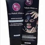Rivaj UK Charcoal Pinkish White Peel Off Mask 100ml