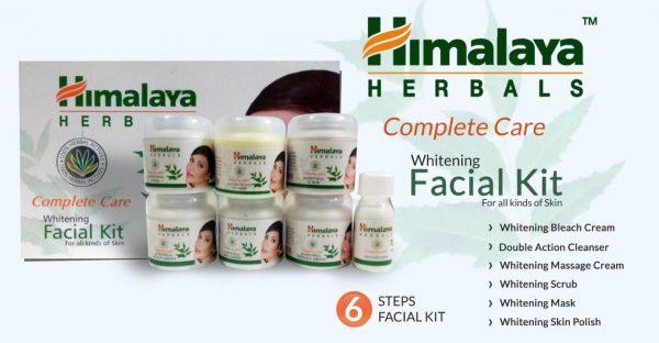 Himalaya Herbals Pack OF 6 Whitening Facial Kit