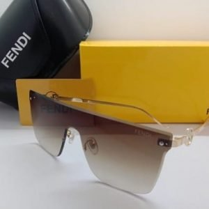 Fendi Women's real designer sunglasses AS-526