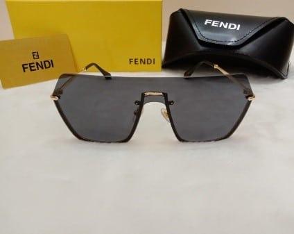 Fendi unisex real designer sunglasses AS-524-1
