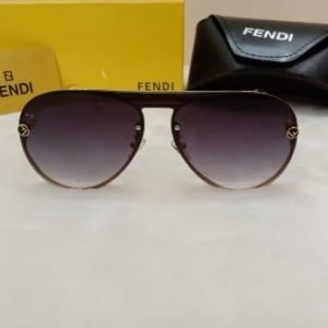 Fendi unisex real designer sunglasses AS-525