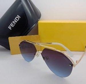 Fendi unisex real designer sunglasses AS-527-4