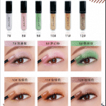 Heng Fang Soft And Glaring Eyeshadow ( Liquid Glitters )-1