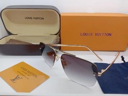 Louis Vuitton men's real designer sunglasses AS-532