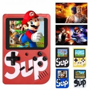 SUP X Game Box 400 Games In 1 Console With TV Connection-2