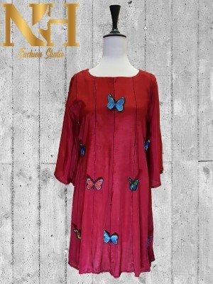 Nousheen Hina Kurti Collection BM-698