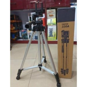 330a big tripod 5.5ft feet mobile stand for mobile and digital camera video capturing