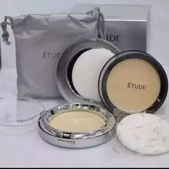 ETUDE TWIN CAKE COMPACT POWDER