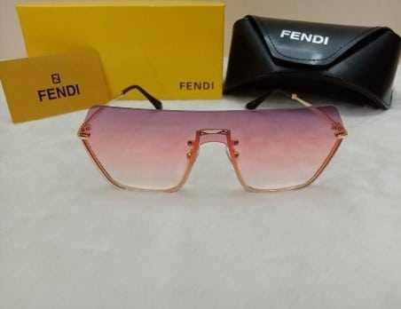 Fendi unisex real designer sunglasses AS-524