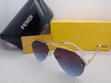 Fendi unisex real designer sunglasses AS-527