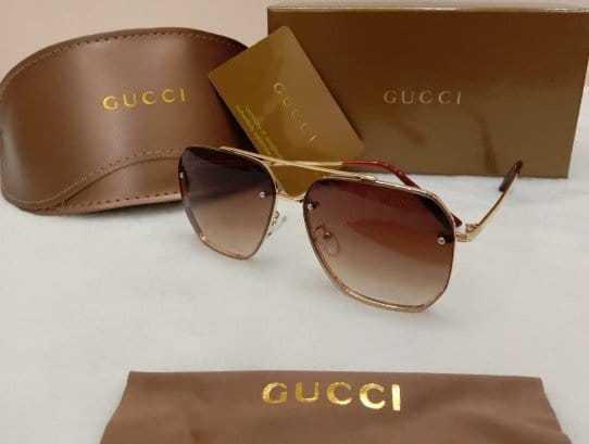 GUCCI unisex real designer sunglasses AS-521