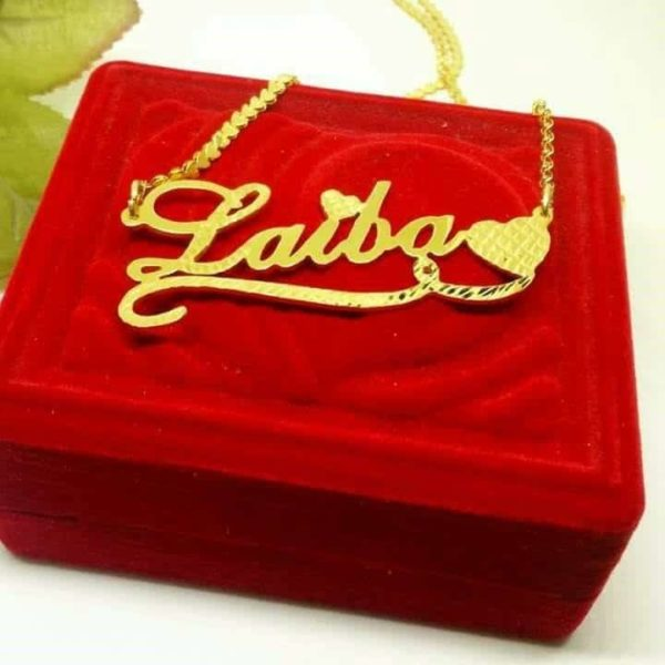 Gold Plated Necklace AS-106