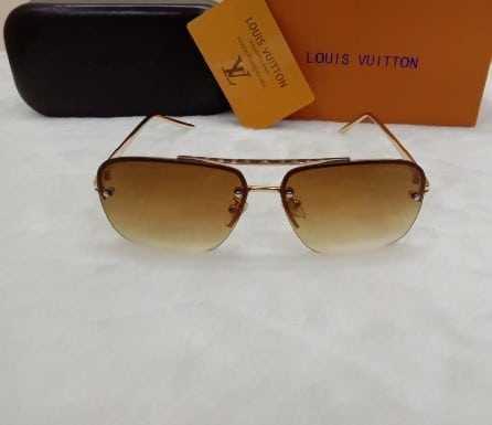 Louis Vuitton men's real designer sunglasses AS-531