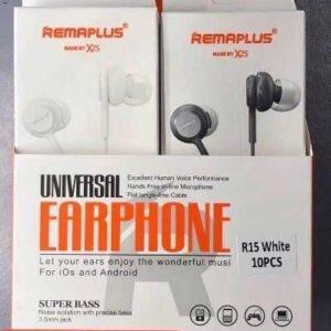 REMAPLUS R15 BASS EARPHONES