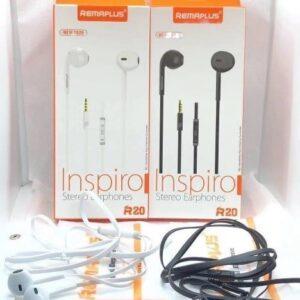 REMAPLUS R20 INSPIRO STEREO EARPHONES SUPER BASS