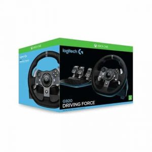 WHEEL LOGITECH DRIVING FORCE G920 XBOX ONE