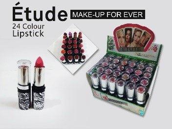 Etude Professional Makeup Pack Of 24 Matte Lipstick
