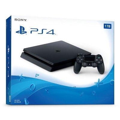 PlayStation 4 Slim - 1TB - Black